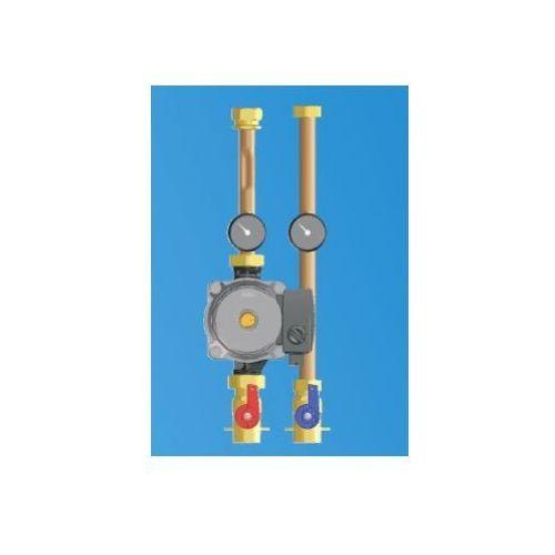 Oferta TERMET Zestaw przyłączeniowy wysokotemperaturowy typ 1HT z kat.: ogrzewanie