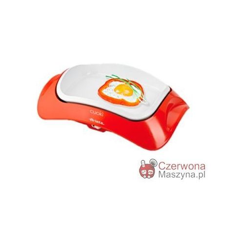 Grill Ariete Cuoki, pomarańczowe od Czerwona Maszyna