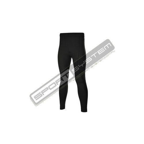 BRUBECK Spodnie termoaktywne męskie 1st Layer Silver Thermo (LE10430) - produkt z kategorii- spodnie męskie