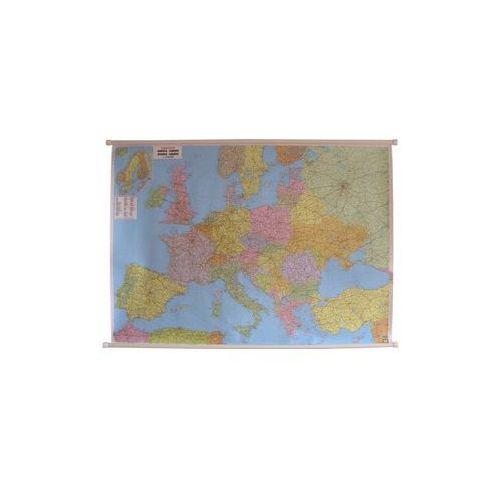 Europa mapa ścienna administracyjno-drogowa 1:3 500 000  & Berndt, produkt marki Freytag