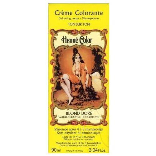 Cosmetics Natural Colour Cream - Henna w płynie Blond Dore/Złoty Blond 90ml - szczegóły w Pachnidełko