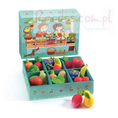 Skrzynka z owocami i warzywami, Djeco z REGDOS