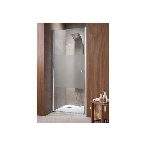 Radaway Eos DWJ Eos DWJ Drzwi prysznicowe jednoczęściowe - 100/197 cm Chrom Intimato - 37923-01-12N (drzwi p
