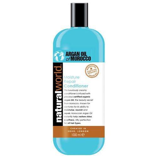 Argan Oil of Morocco - intensywnie nawilżająca odżywka z olejkiem arganowym 500ml - produkt z kategorii- odżywki do włosów