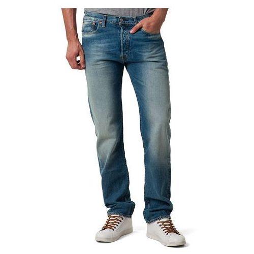 Levi's® 501® Jeans Poppy Green - produkt z kategorii- spodnie męskie
