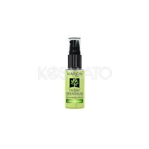 Produkt z kategorii- pozostałe kosmetyki do włosów - Marion Wzmocnienie Włosów, 30 ml