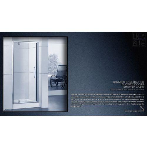 DRZWI PRYSZNICOWE AXISS GLASS AXP070WS 700mm (drzwi prysznicowe)