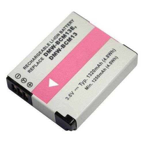 Hi-Power Bateria do aparatu cyfrowego PANASONIC DMW-BCM13, DMW-BCM13E z kat. akumulatory dedykowane