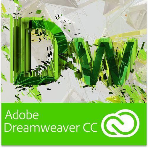 Adobe Dreamweaver CC EDU PL for Teams Multi European Languages Win/Mac - Subskrypcja (12 m-ce) - produkt z kategorii- Pozostałe oprogramowanie
