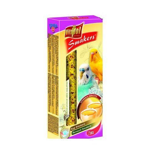 Smakers Kolby jajeczne dla papużki falistej 2 sztuki, Vitapol