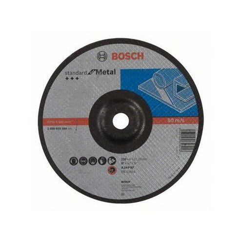 Tarcza szlifierska do pił stacjonarnych 230x6x22,23mm Bosch ze sklepu NEXTERIO
