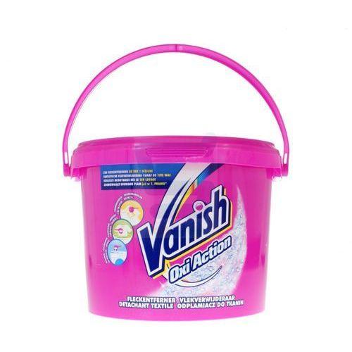 VANISH Proszek Odplamiacz do Tkanin 2,4 kg Oxi Action Regular (wybielacz i odplamiacz do ubrań) od Super Kosz