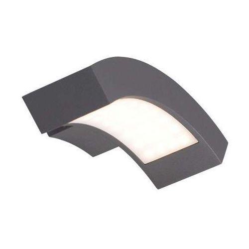 Lampa zewnętrzna Sweden LED ścienna grafit od lampyiswiatlo.pl