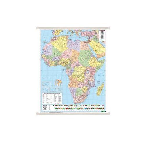 Afryka mapa ścienna polityczna 1:8 000 000  & Berndt, produkt marki Freytag