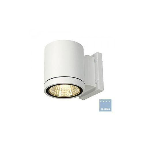Spotline ENOLA_C OUT WL lampa ścienna, okrągła, biały, 9W LED, 3000K, 35° 228511 z kategorii oświetlenie