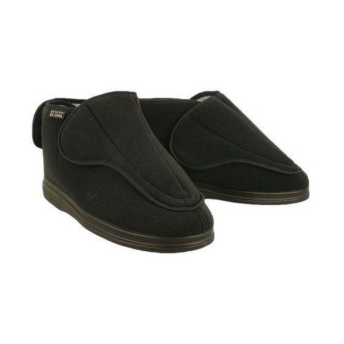 04add25e575ee BEFADO DR ORTO 163M 002 czarny, obuwie profilaktyczne męskie