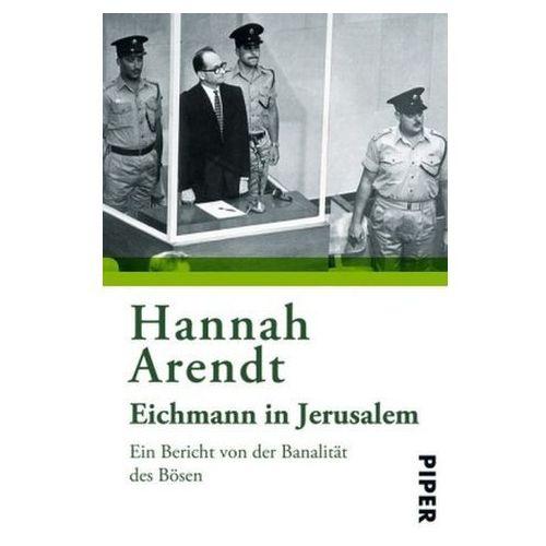 Hannah Arendt Eichmann W Jerozolimie Ebook Download